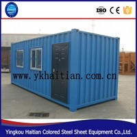 High Quality Fireproof Container House Interior Design,luxury container house