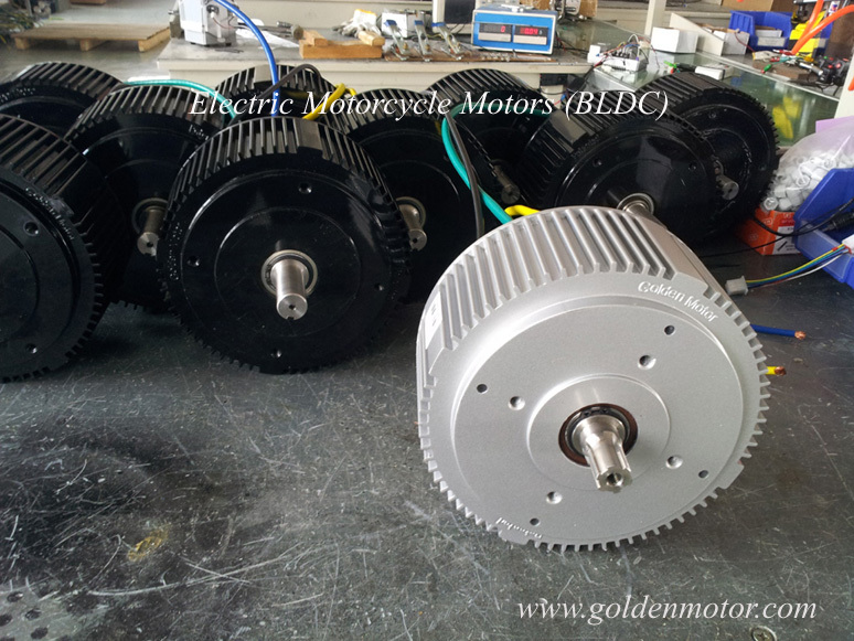 48 72 Volt Air Cooled 5000w Ev Electric Car Motor Conversion Kit From Golden Motor Technology Co