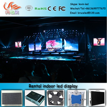 RGX O137 hot selling die-casting aluminum cabinet p5 indoor led display