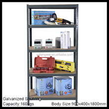 5 layers expanded boltless Metal Shelf