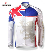 sublimation jersey long sleeves best cycling wear for cycle team