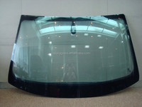 car front windshield glass for Toyota corolla 2008