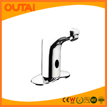 Single Handle Hot & Cold Water Automatic Faucet