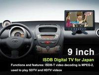"""free sample 9 """"ISDB-T usb satelite tv"""