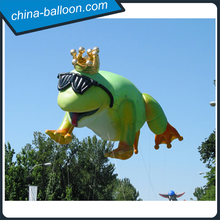 2015 Newest inflatable moving cartoon model/ inflatable cartoon toys for performance