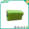 China factory hottest export 14.4v nimh battery pack