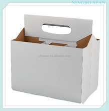 2016 Hot Sale Factory Manufacturing cardboard beverage carriers made in China