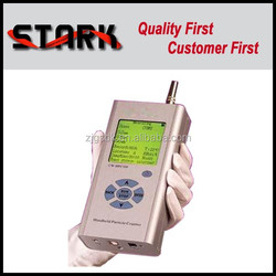 SDK-HPC300 handheld laboratory particulate monitoring equipment in clean room