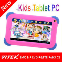 Popular Kids special software Learning 7 allwinner a13 mid Tablet software download