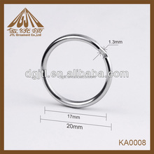 2014 fashion high quality split ring metal craft