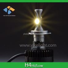 Car led headlight h4 led high low beam, h4 led for Honda fit 2012