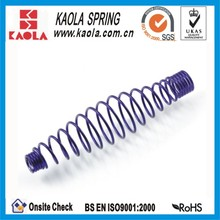 Custom design all kinds of compressiom coil springs