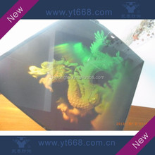 4D holographic stickers anti-counterfeiting printing