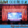 In stock black diamond chip fashion show p4 indoor led stage screen rental led video wall