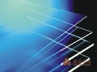 outdoor replacement light glass/ 11mm scratching resistance SCHOTT BOROSILICATE For wafer bonding
