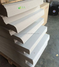 Pressed cardboard sheets double grey board and full grey board