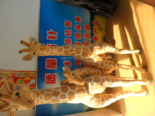 giraffe stuffed toys for children gifts animals plush toy stuffed giraffe toy