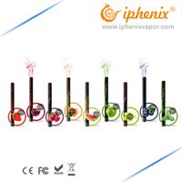 iPhenix colored smoke pure vapor e smoking e shisha silicone hose shisha
