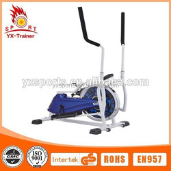 2015 hot sale good quality new factory supply exercise bike elliptical trainer used home gym equipment sale