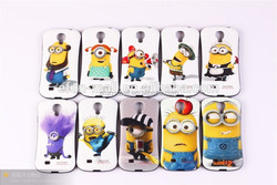 Hot! New arrival iface case for samsung s5 , Despicable me mobile phone case for Samsung S5