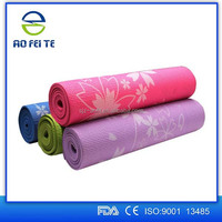Hot Sale Household Cushion Blanket Equipment Slip-resistant Sport Tools 6mm Moistureproof Fitness Yoga Mat