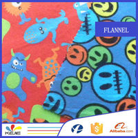 100% Cotton Printed Fabric for Children's Wear