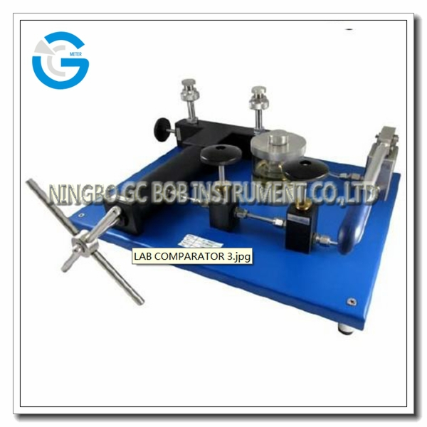 Force Flow Calibration: High Quality Lab Air Pressure Gauge Calibrator Model 1600l