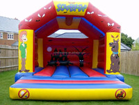 inflatable castle,bouncy castle,inflatable jumping castle/Scooby Doo Bouncy Castle