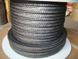 Square Braided Pure Flexible graphite packing with Good Quality