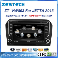 ZESTECH 2 din radio with navigation for VW JETTA 2 din car radio dvd with gps navigation