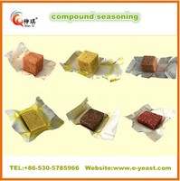 Soup cube /powder chicken flavor supplier from China