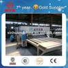 Semi-auto paperboard rotary die cutting machine