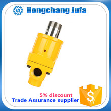 40A double pass high performance aluminum alloy water/gas/steam rotary joint