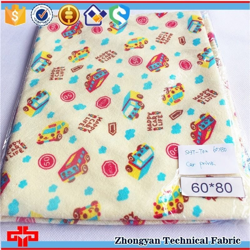 Wholesale quilted baby waterproof mattress fabric cover for Wholesale baby fabric