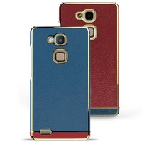 2015 China Wholesale Market Flip Leather Cover For Huawei Ascend Mate