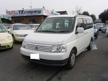 2003 HONDA STEP WGN D 4WD /Wagon/ Used car From Japan / ( bl0003 )