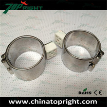 2015 Hot High Quality and Low Cost Plastic Injection Molding Stainless Steel Mica Band Heater