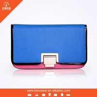 2015 New Arrival Cheap PU Leather Ladies Purse