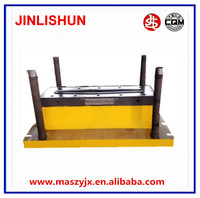 Railway wagon parts top and bottom forging mold for sale