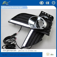 E-mark super bright 12v 3000k 6000K flexible led drl/ daytime running light for Toyota Camry Low Configuration (2012-2014)