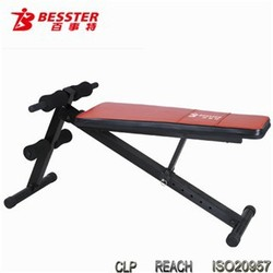 home sit up exercise equipment with fold up as seen as on tv