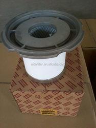 Manufacturer price 1622 6460 00 glassfiber Air Oil Separator Atlas Copco for GA37AP compressor oil separator filter