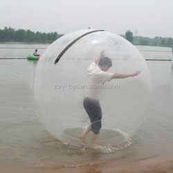 New most popular inflatable water walking sport ball