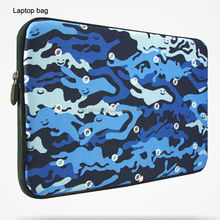 Fashion Neoprene Laptop Sleeve With Zipper Laptop case Cover