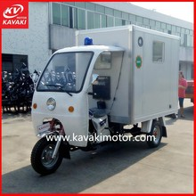 China Top Tricycle Manufacturer High Quality Vending Tricycle / Trike Bike For Sales With Cabin