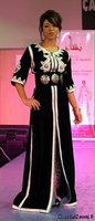 wholesale 2016 strip design moroccan kaftan ladies long sleeve fashion muslim evening dress cheap abaya 3 colors k997