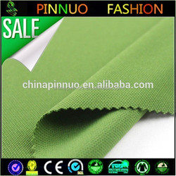 cheap plain dyed stretch 95 polyester 5 spandex blend fabric