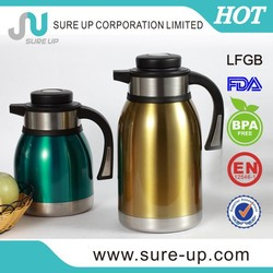 eco friendly products stainless steel tea pot with big mouth can contain ice (JSBA)