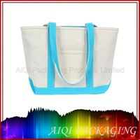 Full Printing reusable burlap shopping bags& canvas,pp woven bag