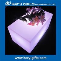 Led Light Up Bar Table RGB Interactive Bar Table